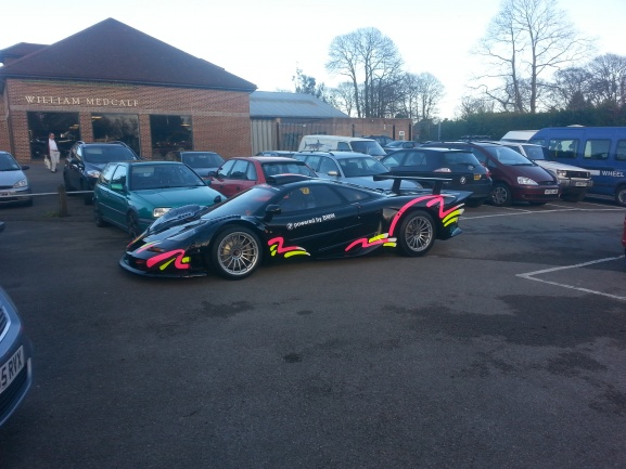 McLaren F1 GTR Longtail #19R + F1 TOO spotted-20150302_163032-jpg