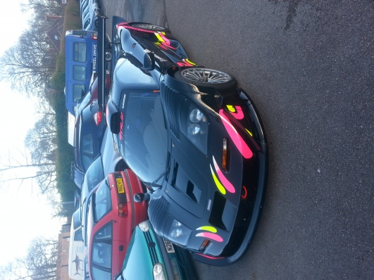 McLaren F1 GTR Longtail #19R + F1 TOO spotted-20150302_163036-jpg